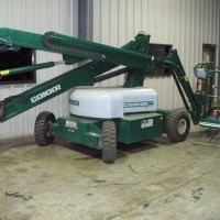 2000 Electric Condor A42J Telescopic Boom