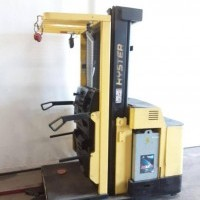 2006 Electric Hyster R30XM2 Electric Order Picker