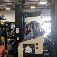 2001 Electric Crown RR5220-45 Electric Narrow Aisle Single Reach