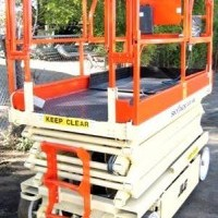 2001 Electric JLG 2646-E2 Slab