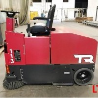 2017 Electric Factory Cat TR RIDER SWEEPER Rider Scrubbers
