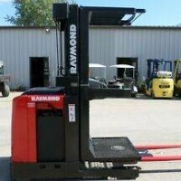 Electric Raymond 150-OPC30TT Electric Order Picker