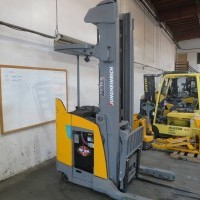 2019 Electric Jungheinrich ET235 Electric Narrow Aisle Single Reach