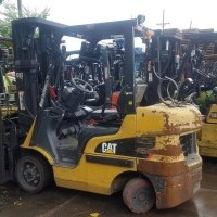 2013 LP Gas Cat C6500LP