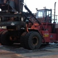 1991 Diesel Taylor TEC950L Container Handlers Loaded Empty