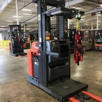 2012 Electric Toyota 7BPUE15 Electric Order Picker