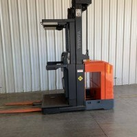 2015 Electric Toyota 7BPUE15 Electric Order Picker