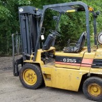 1995 LP Gas Daewoo G25S2