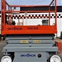 2008 Electric Skyjack SJIII-3219 Slab