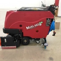 2017 Electric Factory Cat MINI-HD29 Sweepers Scrubbers