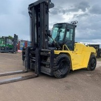 2010 Diesel Hyster H450HD Pneumatic Tire 4 Wheel Sit Down