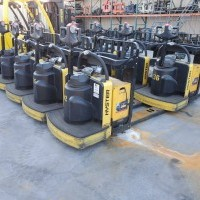 2015 Electric Hyster B60ZAC Electric Walkie Rider Pallet Jack