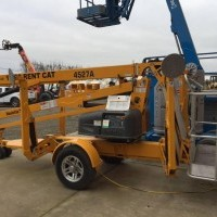 2018 Haulotte Group 4527A Trailer Mounted