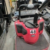 2012 Electric Raymond 8410 Electric Walkie Rider Pallet Jack