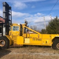 1988 Diesel Taylor TYTC-1100S Container Handlers Loaded Empty