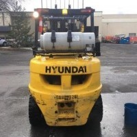 2016 Hyundai 45L-7A Pneumatic Tire 4 Wheel Sit Down