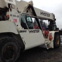 2003 Diesel Hyster HR45-25 Container Handlers Loaded Empty
