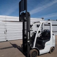 2016 LP Gas Unicarriers CF50LPS