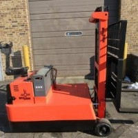 1999 Electric Big Joe PDC 30-10 Electric Walkie Counterbalanced Stacker