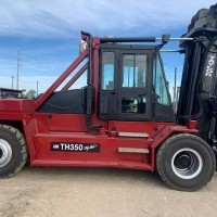 2013 Diesel Taylor TXH350L Pneumatic Tire 4 Wheel Sit Down