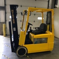 2000 Hyster J40XMT Electric 4 Wheel Sit Down