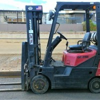 2001 LP Gas Daewoo GC25E-3