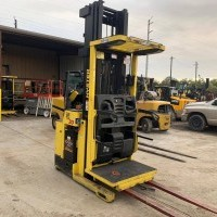2009 Electric Hyster R30XM2 Electric Order Picker