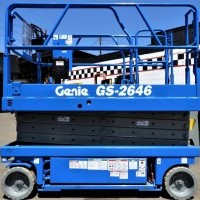 1998 Electric Genie GS2646 Slab