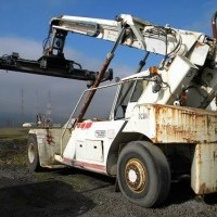 1998 Terex TEC-45 Earth Moving and Construction