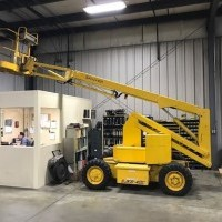 Electric Skyjack SJKB-40 Articulated Boom