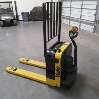 2015 Electric Yale MPB040 Electric Walkie Rider Pallet Jack