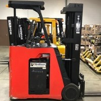 Electric Prime Mover Electric Stand Up End Control Docker