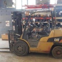 2015 Diesel Cat DP40 Pneumatic Tire 4 Wheel Sit Down
