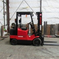 2001 LP Gas Hyster S50XM