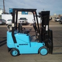 2000 LP Gas Daewoo GC20P-3