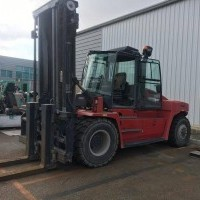 2015 Kalmar DCG160-6 Pneumatic Tire 4 Wheel Sit Down