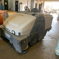 2014 LP Gas Advance Advance Exterra 6340 Rider Sweepers