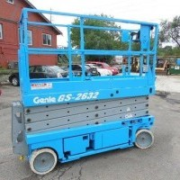 2005 Electric Genie GS2632 Slab