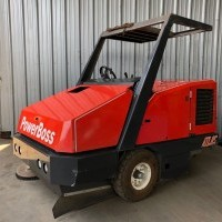 2014 LP Gas Power Boss PB620LP Rider Sweepers
