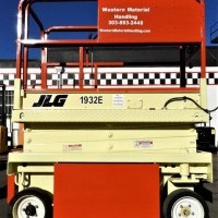 2000 Electric JLG 1932E Slab