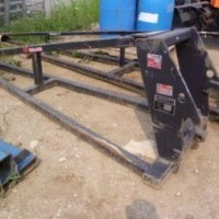 2008 Used Truss Jib- manitou Specialized Other
