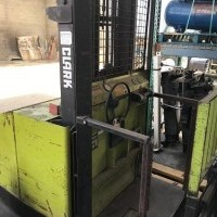 1987 Electric Clark OP15 Electric Order Picker