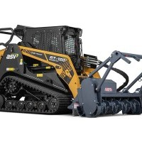 2019 ASV RT-120 Forestry Earth Moving and Construction