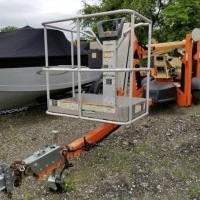 2013 Electric JLG T500J Trailer Mounted