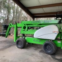 2017 Diesel NiftyLift SD64 4x4x4 Trailer Mounted