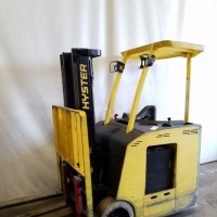 2011 Electric Hyster E30HSD Electric Stand Up End Control Docker