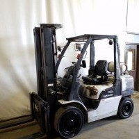 2004 Nissan MUGL02A30JV Earth Moving and Construction