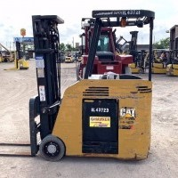 2008 Electric Cat ES40000 Electric Stand Up End Control Docker