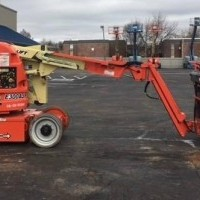2006 JLG E300AJP Articulated Boom