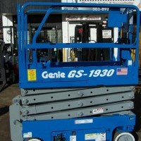 1998 Electric Genie GS1930 Slab